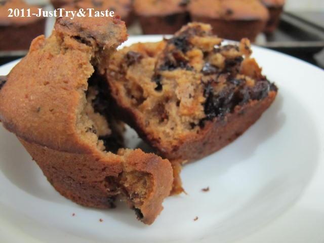 Resep Muffin Kismis dan Kurma | Just Try & Taste
