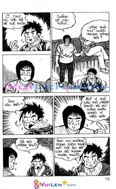 Jindodinho - Đường Dẫn Đến Khung Thành III Tập 57 page 79 Congtruyen24h