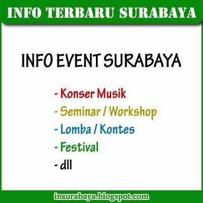Info Event Surabaya