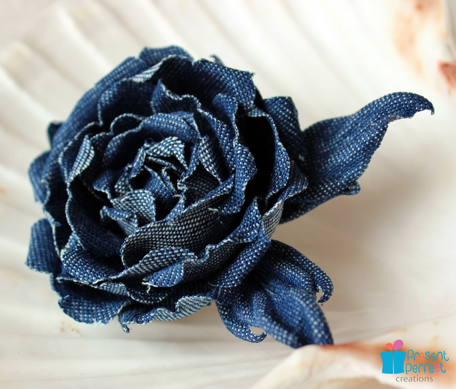 Present Perfect Creations Denim Themed Weddings