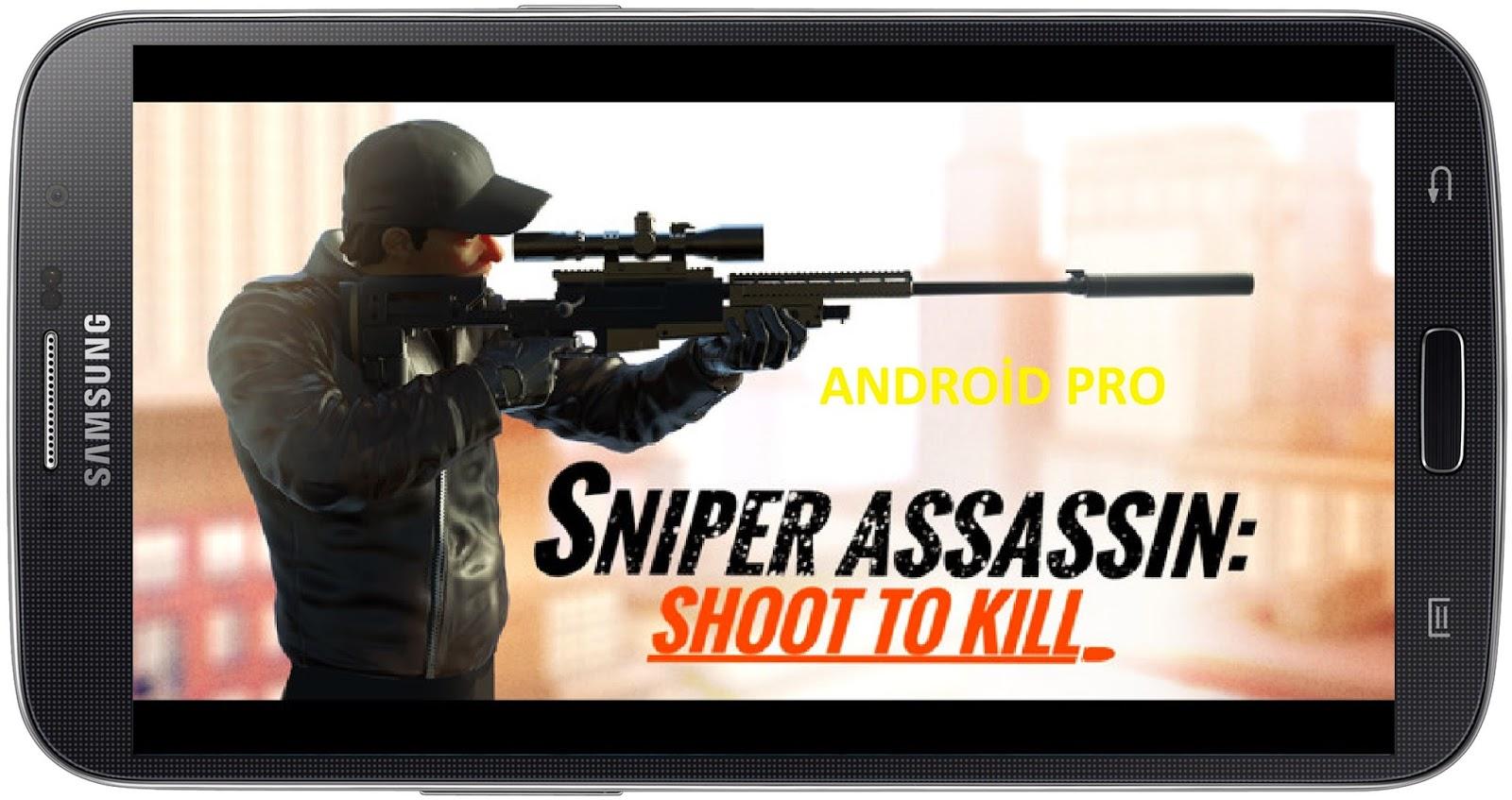 Скачать игру Sniper 3D Assassin на андроид бесплатно последняя версия v apk