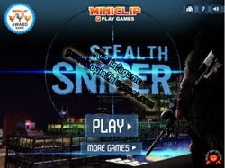 Stealth Sniper Hack Unlimited Bullet and Score