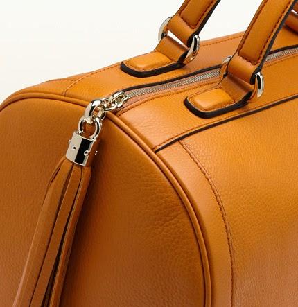 Extra Sale: Gucci Soho Leather Boston