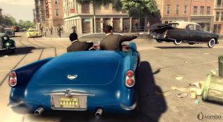 صورة من داخل لعبة مافيا