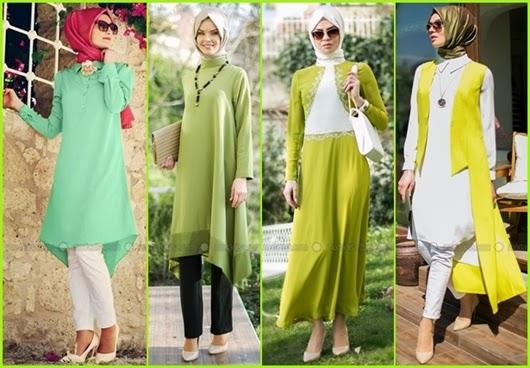 Yeşil remk trendleri