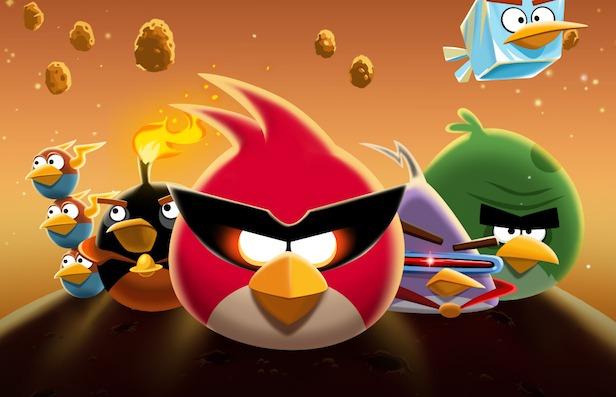 Angry Birds Space Es Una Version Mejorada De Angry Birds Cuando Me