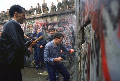 Fakta Sejarah Asal Usul Runtuhnya Tembok Berlin Jerman