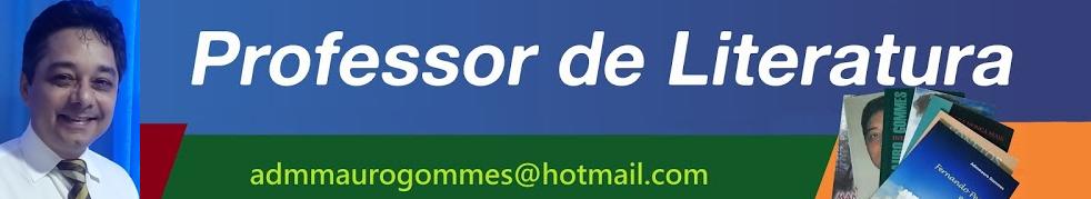 PROFESSOR DE LITERATURA