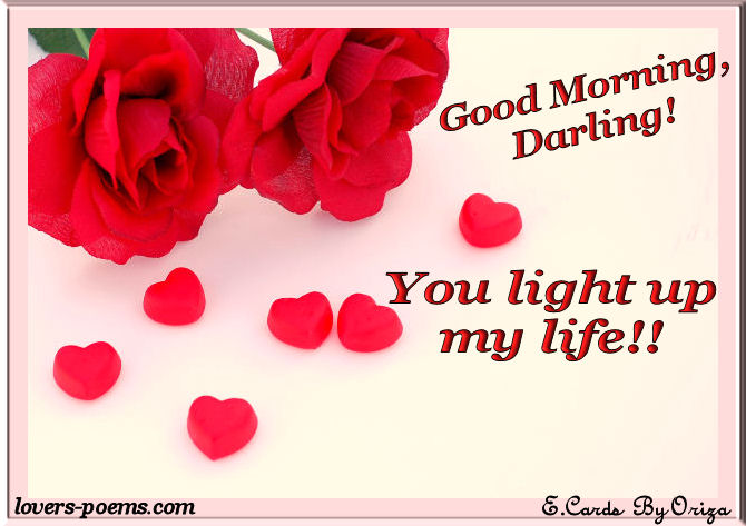 Good Morning Love Wallpaper For Her : good morning love - Mobile wallpapers