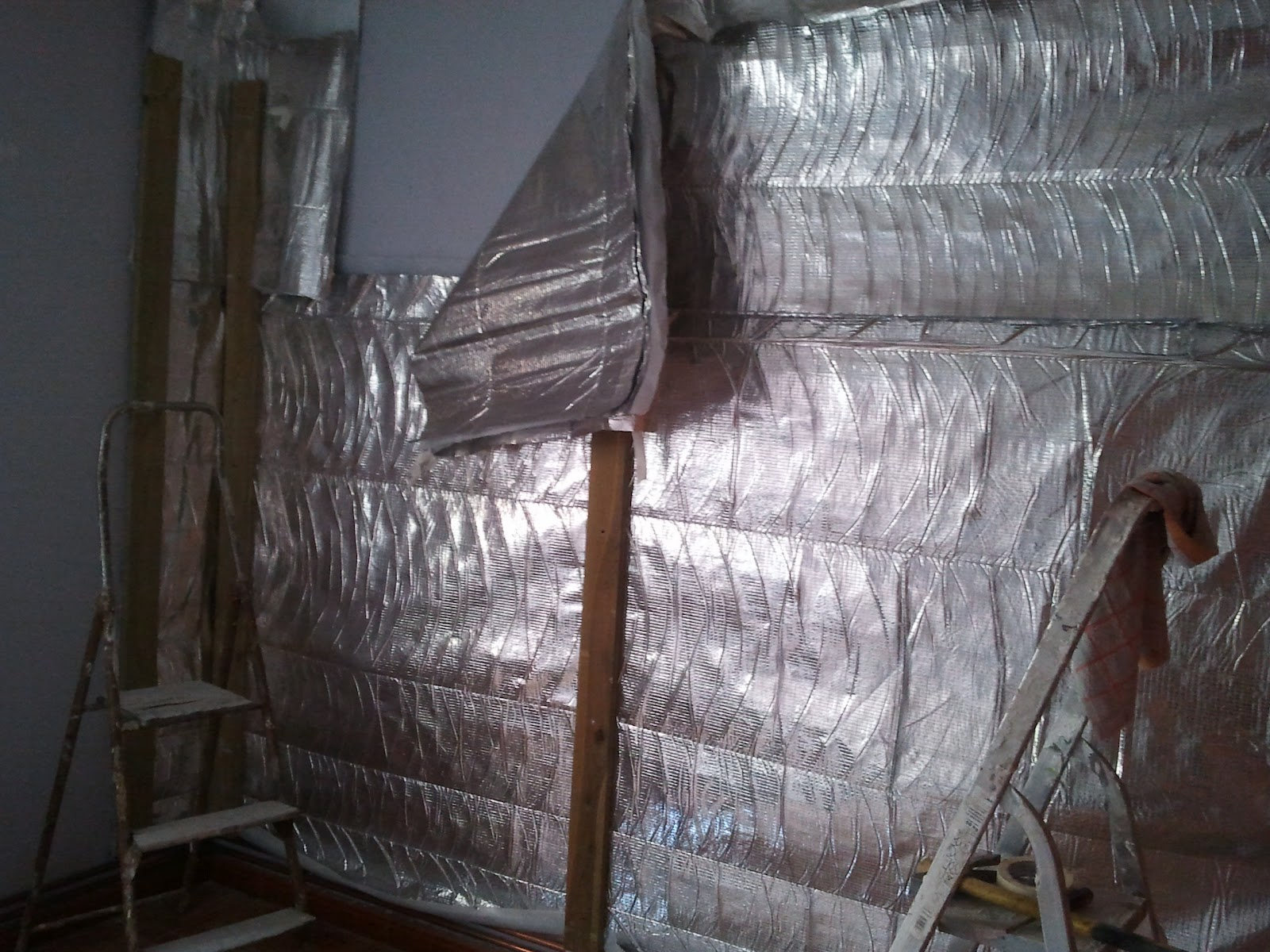 Tecnolog a para un progreso sostenible c mo aislar - Impermeabilizar paredes interiores ...