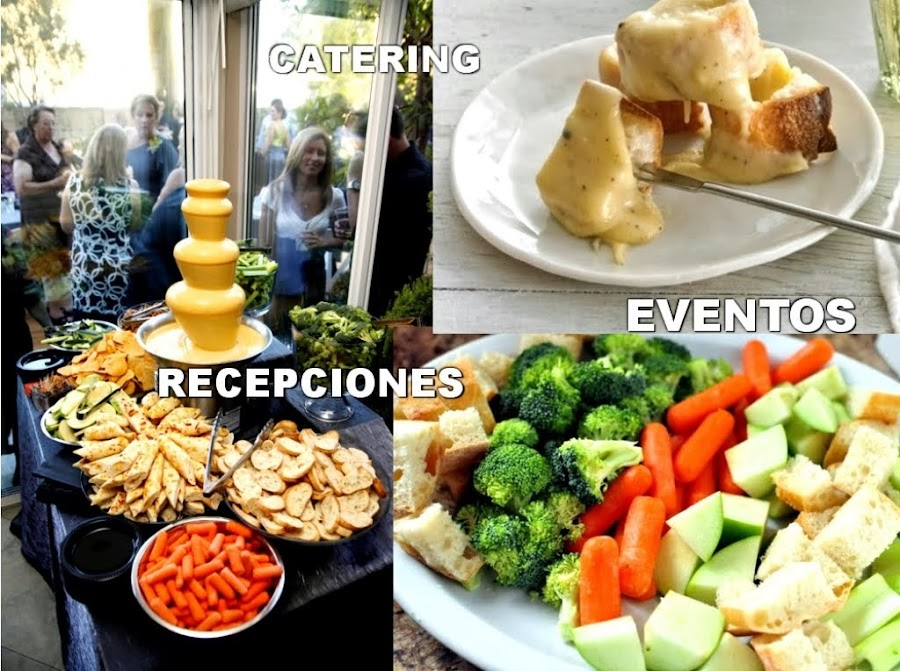 Catering Salado para Fiestas