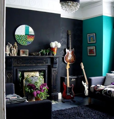 Ideas For The Home On Pinterest Victorian Terrace Painted Floorboards And Dado Rail