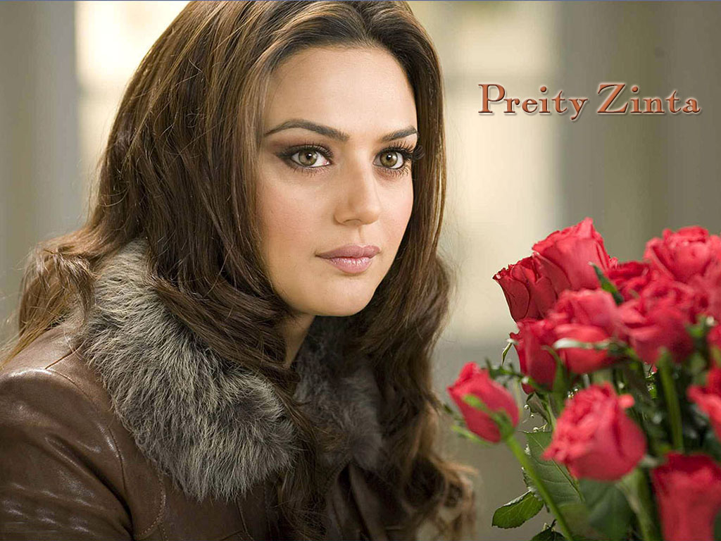 hot and beautiful preity zinta wallpaper preety zanta high quallity ...