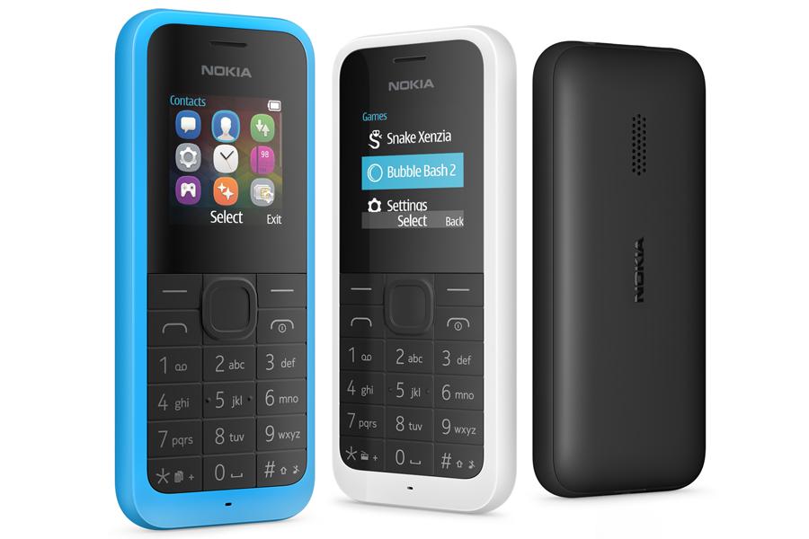 Nokia 105 ss black цена - 97