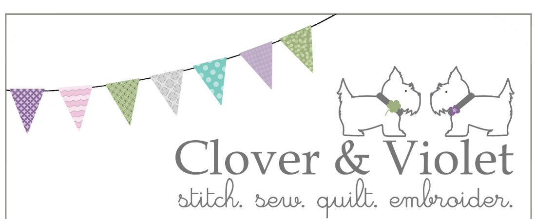 Clover and Violet