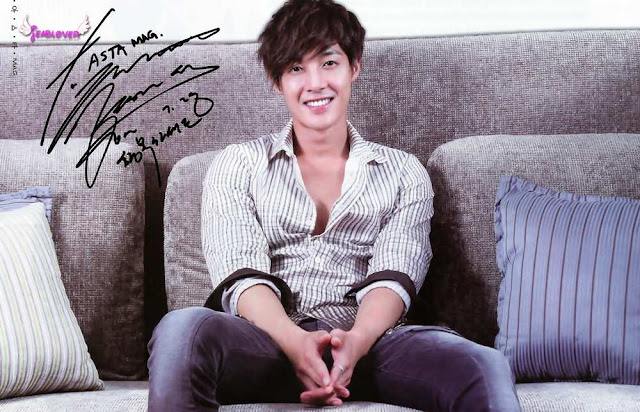 Kim Hyun Joong for Asta 7