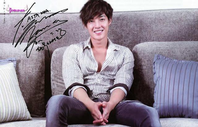 Kim Hyun Joong for Asta 7