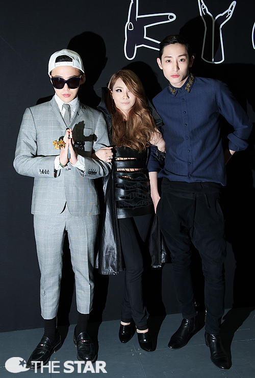 Seoul Fashion Week G Dragon