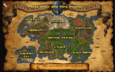 The Elder Scrolls 2 Daggerfall