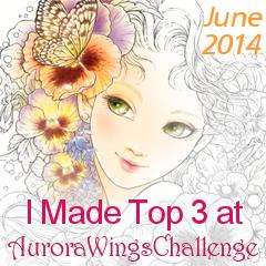 Aurora Wings Butterflies Challenge