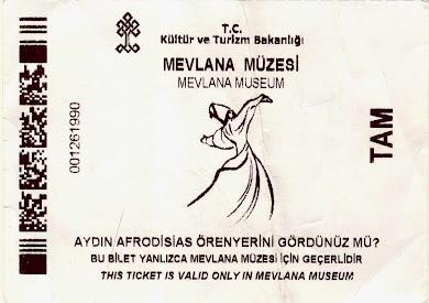 KONYA - Mevlana muzesi :