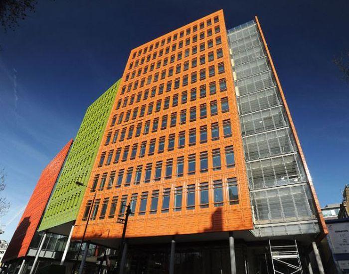 brandnew google office in london funwithnet281629 - New Google Office in London