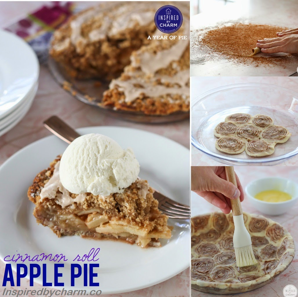 http://www.inspiredbycharm.com/2014/11/year-pie-cinnamon-roll-apple-pie.html