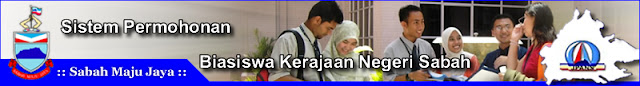 Semakan Keputusan Biasiswa Kerajaan Negeri Sabah 2013