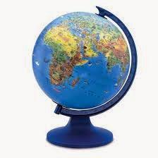 Materi IPS Kelas 7 SMP Peta Atlas Dan Globe