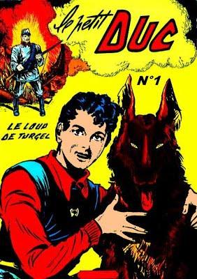 Le Petit Duc dans BLEK 01 - 05 Devi - Compilation de Daniel Coupeur
