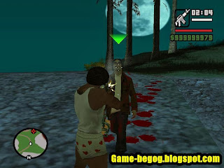 Misteri Leatherface GTA San Andreas ~ Game Begog