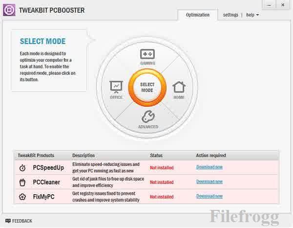 TweakBit PCBooster 1.7.2.2