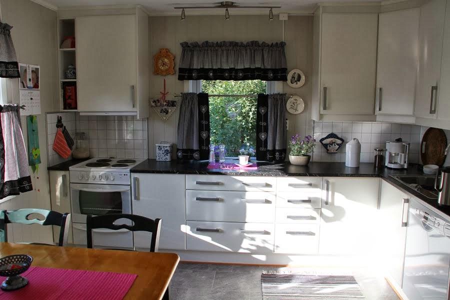 Ny-kjøkkenet.