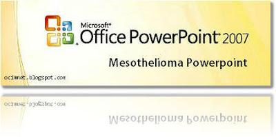 Mesothelioma Powerpoint