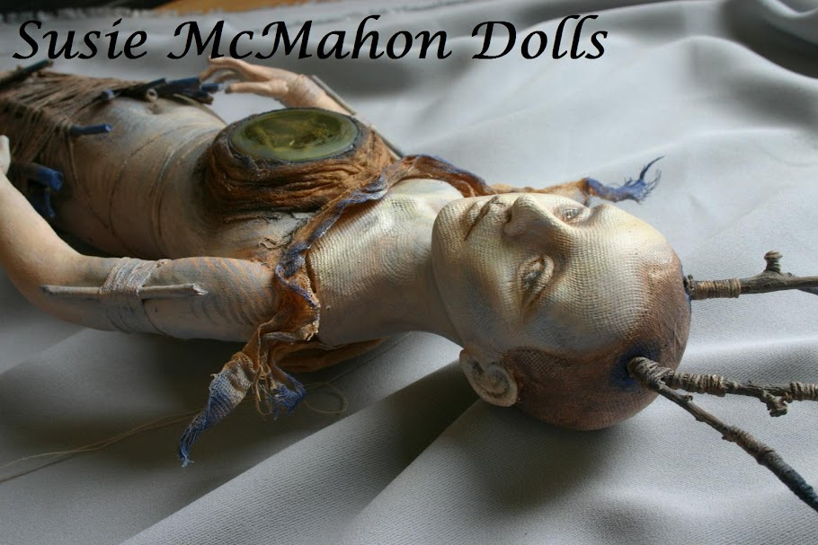 Susie McMahon Dolls