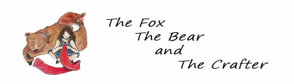 The Fox, The Bear, and The Crafter