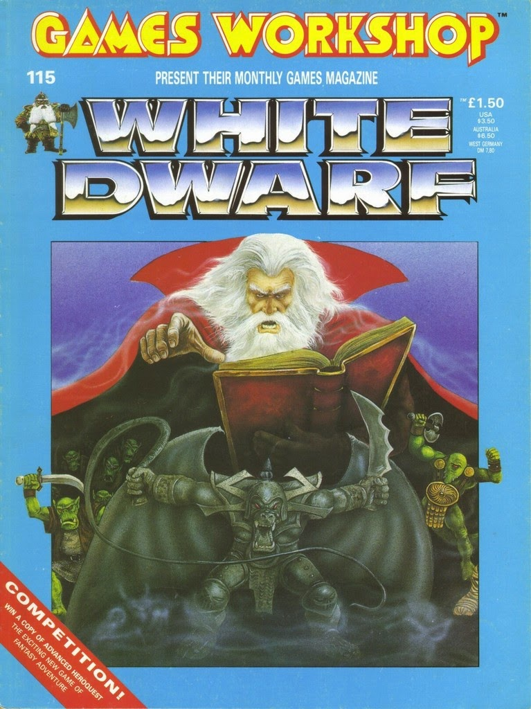 total warhammer white dwarf guide