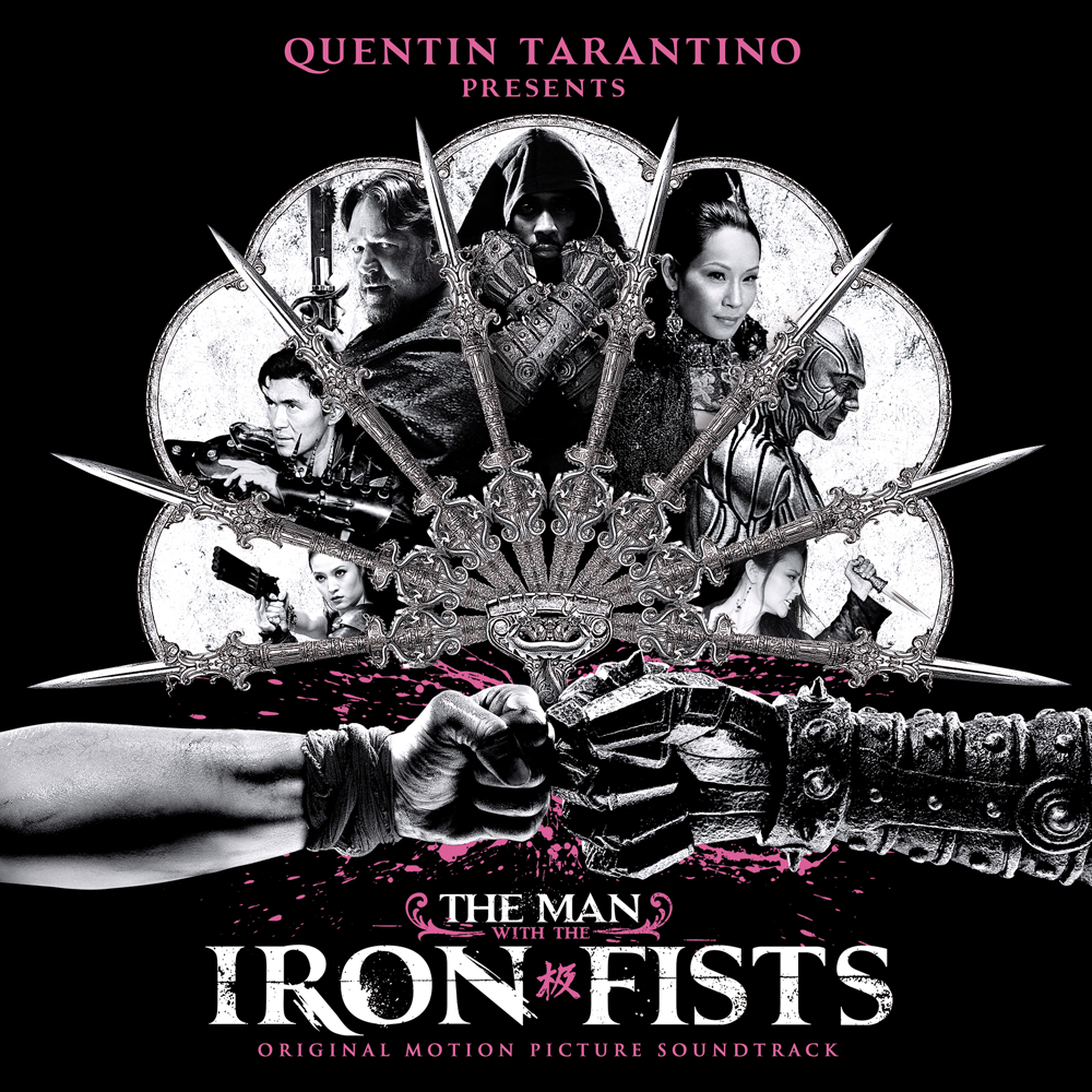 The Man with the Iron Fists 2012 movie