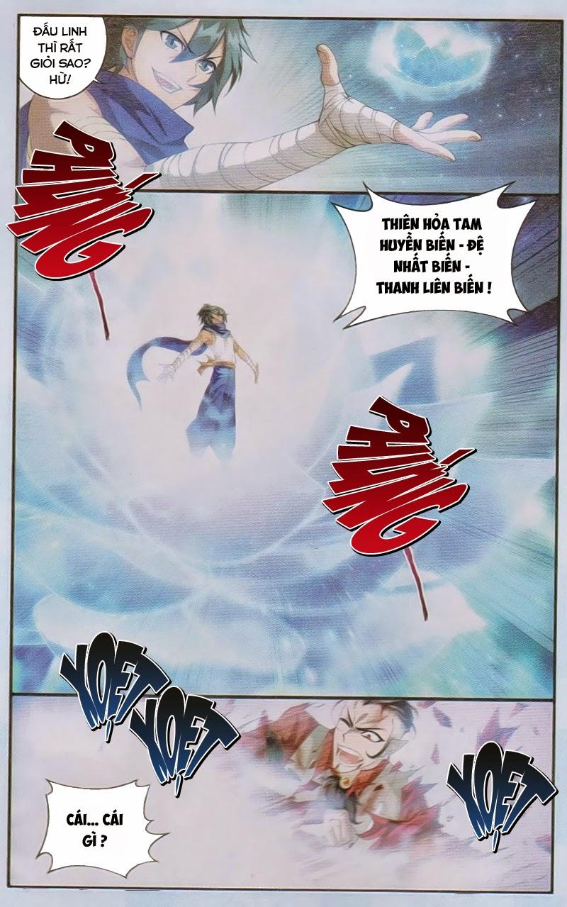 Đấu Phá Thương Khung chap 103 page 18 - IZTruyenTranh.com