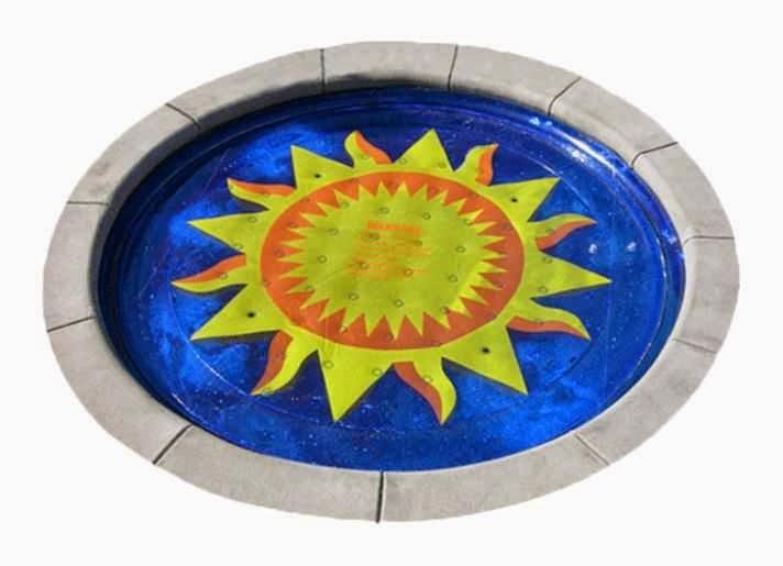 Solar Spa Cover