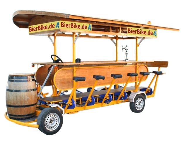 Tour De Biere Food Truck