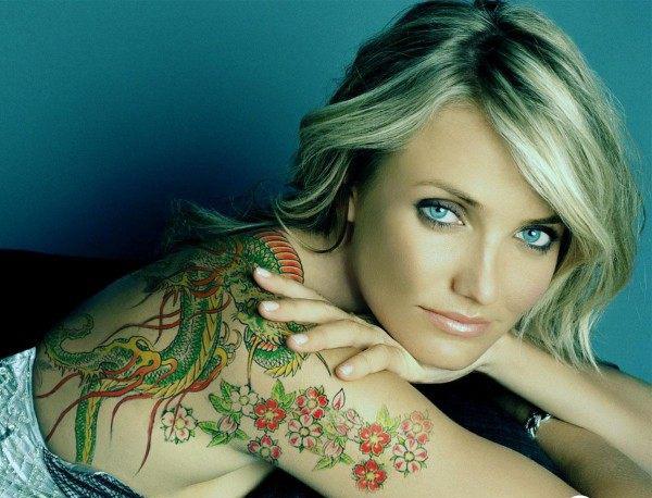 Mulheres Lindas Tatuadas Os Homem Seriam Capazes De Resisrtir ?