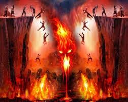 gambar neraka
