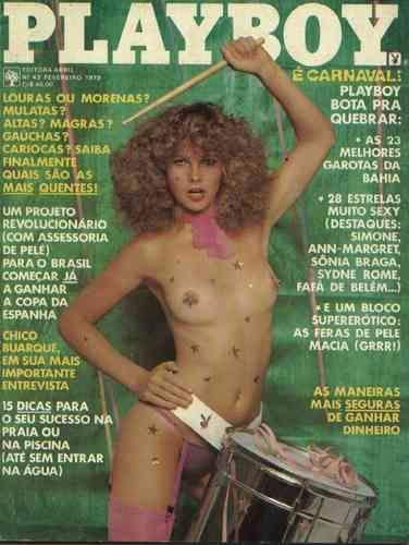 Confira as fotos da bela Lynn Schiller, capa da Playboy de fevereiro de 1979!