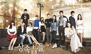 "Sinopsis Drama Korea ""The Heirs"""