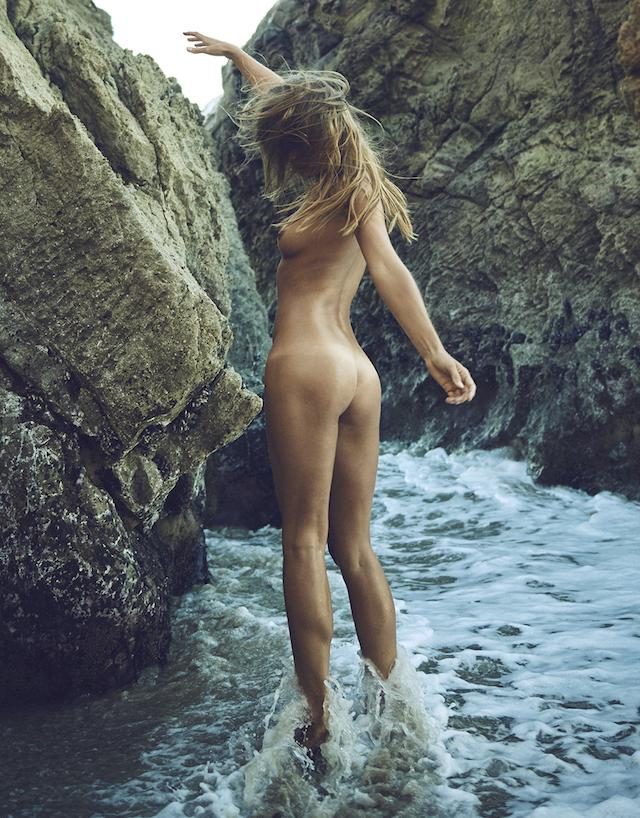 Marisa Papen desnuda