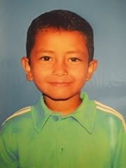 Daniel - Colombia (CO-384), Age 10
