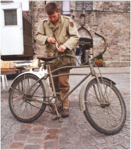 Sepeda Antik Kita: WESTFIELD COLUMBIA FRONT SPROCKET