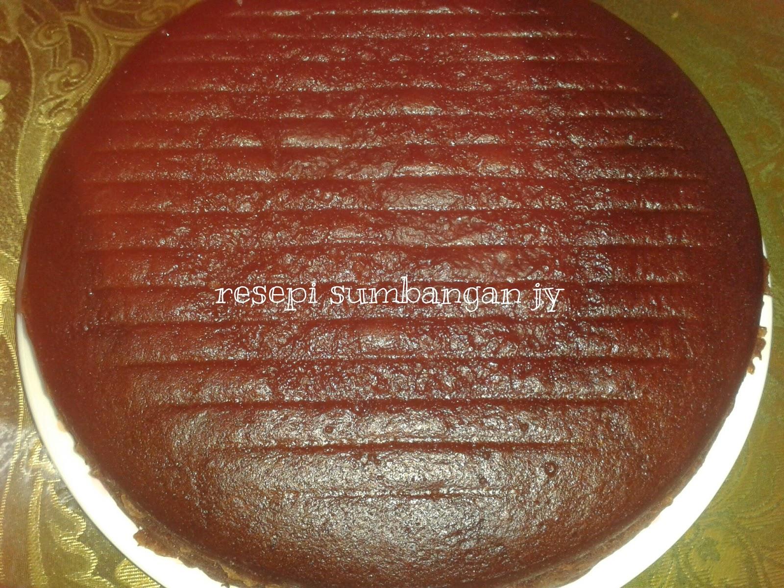 Kek Coklat Kukus Sunquick Recipes Kek Coklat Kukus
