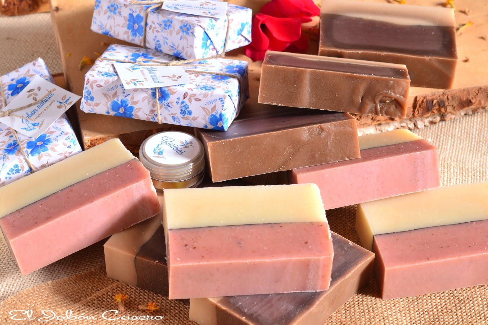 jabones naturales regalos para navidad
